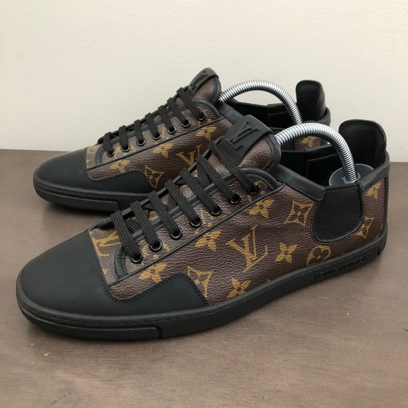 5ce0d0b4e73a Louis Vuitton Other - Louis Vuitton Slalom Monogram Canvas Low Sneaker